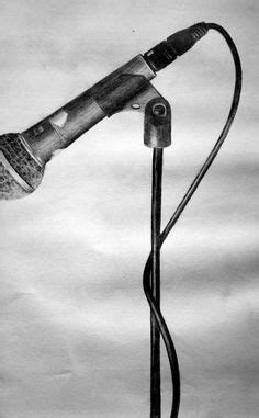 Drawing Microphone sketch | #tattoo #sketches #drawing