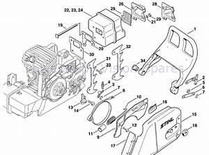 Stihl Ts420 Parts Diagram