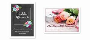 Glückwunschkarten Zur Goldenen Hochzeit : gl ckwunschkarten f r alle anl sse versandfertig in 24 stunden ~ Frokenaadalensverden.com Haus und Dekorationen