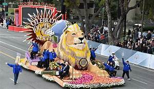 Winning Floats From 2017 Rose Parade