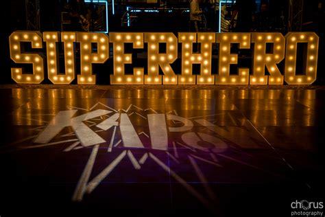 gala superhero project