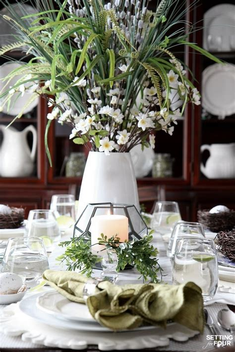 Tisch Aus Dielen by Beautiful Table Setting For Home