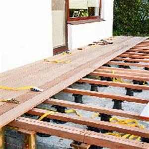 Wpc Terrasse Unterkonstruktion : wpc terrassendielen planen und verlegen benz24 ~ Orissabook.com Haus und Dekorationen