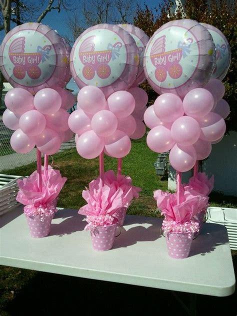 cute balloon decor ideas  baby showers digsdigs
