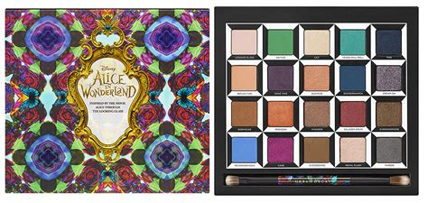 urban decay alice    glass collection makeupall