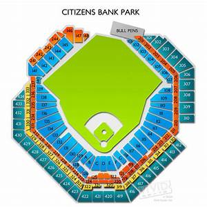 Citizens Bank Park Event Schedule Tickets And Seating Charts