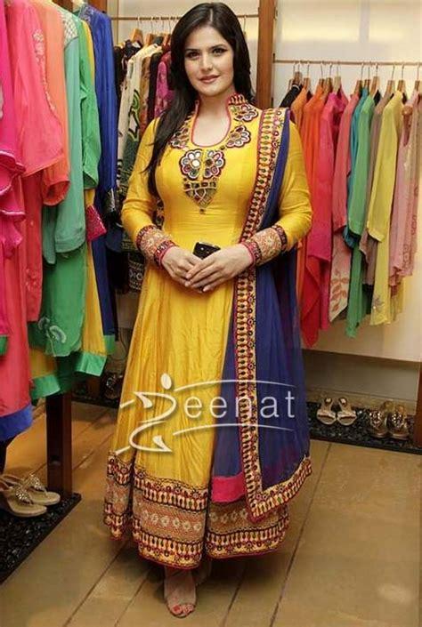 Zarine Khan At Nishka Lulla & Rajat Tangri Store
