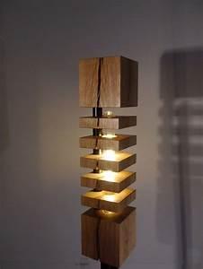 Stehlampe Aus Holz : die besten 25 stehlampe aus holz ideen auf pinterest gehwegleuchten tischleuchte holz und ~ Indierocktalk.com Haus und Dekorationen