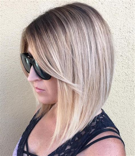 perfect medium length hairstyles  thin hair