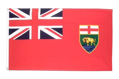 Buy Manitoba Flag - 3x5 ft (90x150 cm) - Royal-Flags