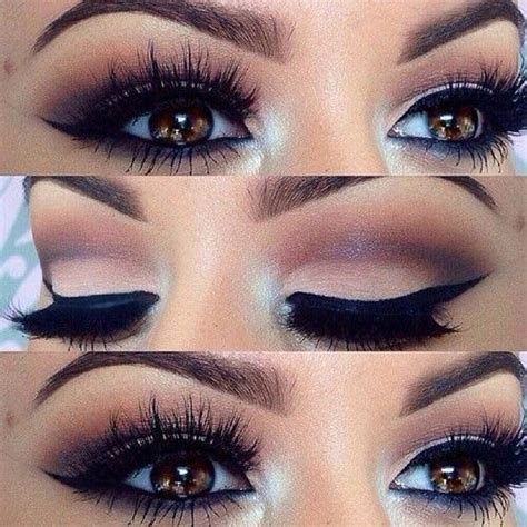 Great Eye Makeup Looks For Brown Eyes