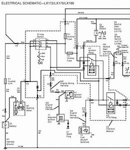 John Deere 170 Ignition Wiring Diagram