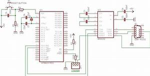 Circuit Diagram Of 89c51