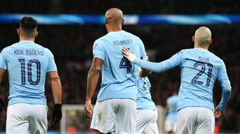 Manchester City Players - Manchester City Player Ratings ...