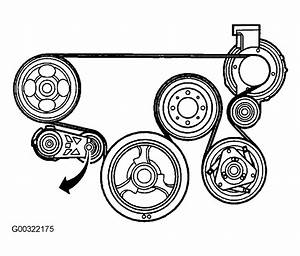 2004 Chevrolet Colorado Serpentine Belt Routing And Timing