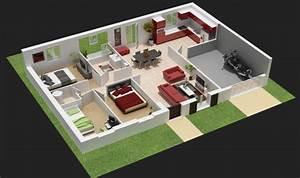 Plan Pour Maison : 5 plans pour construire votre propre maison ~ Melissatoandfro.com Idées de Décoration