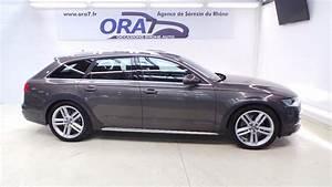 Audi Occasion Lyon : audi a6 allroad 3 0 v6 tdi 245 ambition luxe s tronic7 occasion lyon s r zin rh ne ora7 ~ Gottalentnigeria.com Avis de Voitures