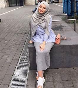 Pinterest @adarkurdish | Hijab+Skirt | Pinterest | Hijab outfit Hijabs and Muslim fashion