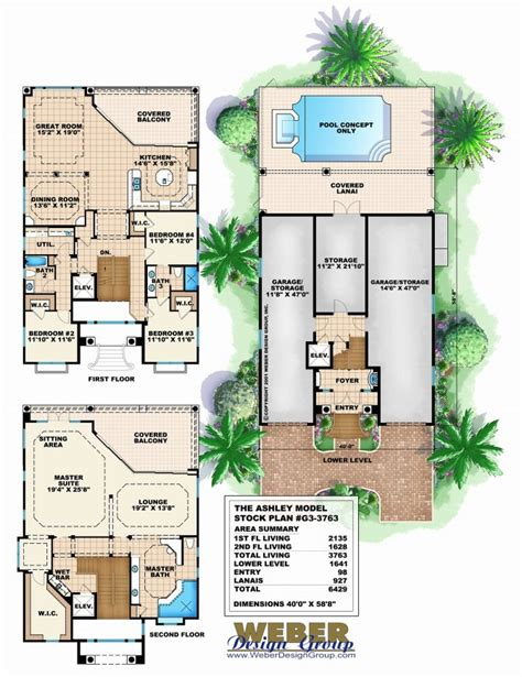 one house plans with walkout basement home designs single floor plans one house with