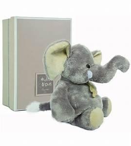 Peluche Geante Elephant : peluche el phant mm chez doudou ~ Teatrodelosmanantiales.com Idées de Décoration