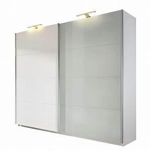Schwebetürenschrank Weiß Hochglanz : schwebet renschrank open space hochglanz wei glas matt silber 181 cm breit ~ Orissabook.com Haus und Dekorationen
