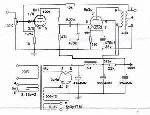 Diy Single Ended Tube Amp Schematics