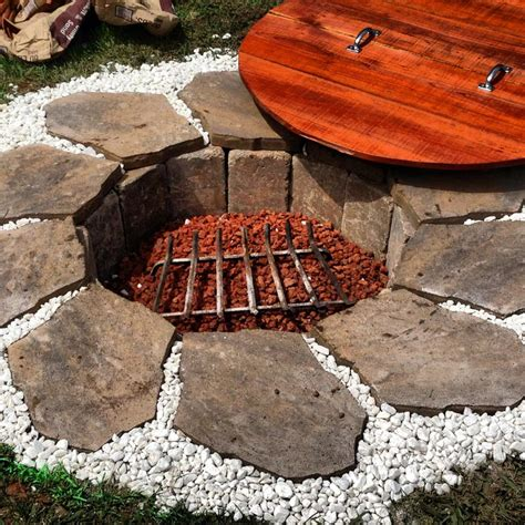 Pictures Of Homemade Fire Pits  Fire Pit Design Ideas