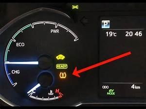 Low Tire Pressure Warning Light Toyota Yaris ...