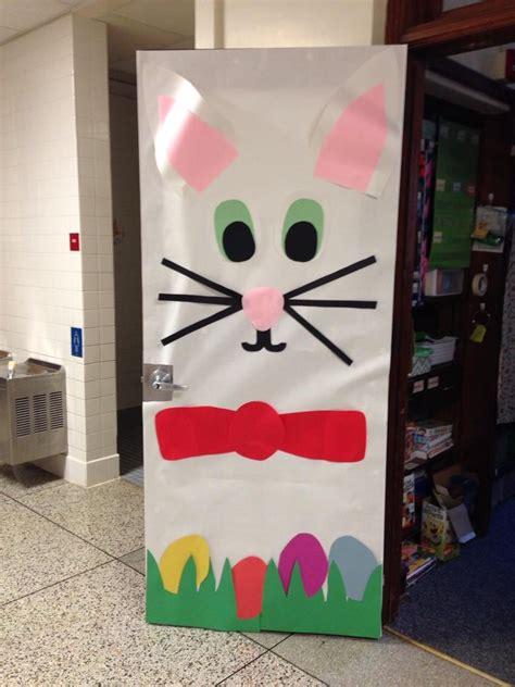 easter spring door decoration door decorations