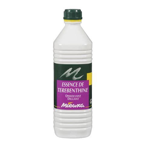 huile de et essence de terebenthine pour terrasse bois essence de t 233 r 233 benthine mieuxa 1 l leroy merlin