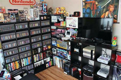 Game Room Arcade And Video Games Game Room Video Game
