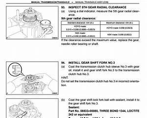 Download Toyota Corolla Service Repair Manual    Zofti