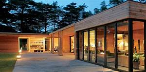 Maison Bois Contemporaine : constructeur maison contemporaine bois maison moderne ~ Preciouscoupons.com Idées de Décoration