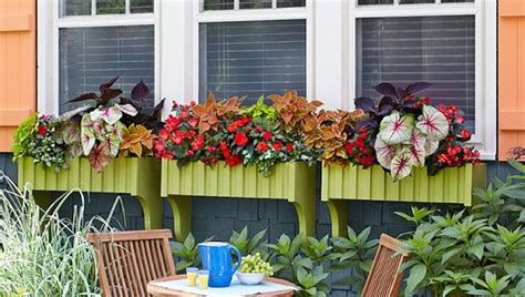 23 Diy Window Box Ideas For Curb Appeal Of Your Home Garage Door Repair Diy Spring Tea Towels Sew White Painted Furniture Robot Tank Treads Emergency Kit For School Iphone 6 Screen Replacement Cosmetic Organizer Ideas Shabby Chic Birthday Decorations