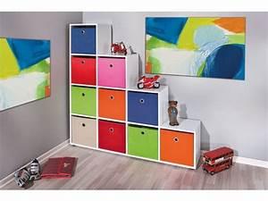 Meuble Séparation Conforama : meuble de s paration design escalier coloris blanc p 816 co pedro vente de biblioth que ~ Melissatoandfro.com Idées de Décoration