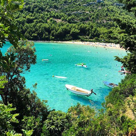 Best Croatia The 8 Best Beaches In Croatia Opodo Travel