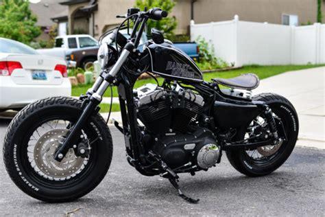 2013 Harley Davidson Custom Forty-eight Bobber