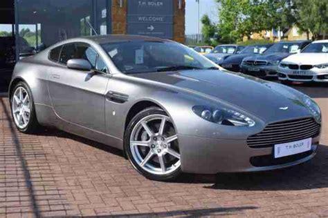 Aston Martin 2006 Vantage V8 Petrol Grey Manual. Car For Sale