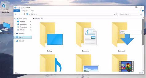 windows 10 build 10125 new icons windows hello jump