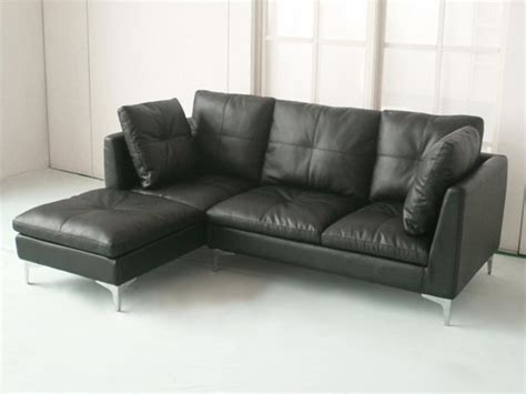 canape d angle noir pas cher photos canapé d 39 angle cuir noir pas cher