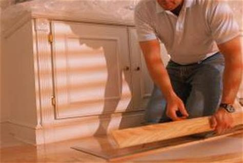 How to Install Solid Wood Floors in Basements   Home