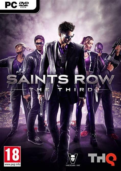 pc games  rifky games saints row