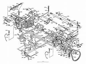Dixon Ztr 502  1990  Parts Diagram For T