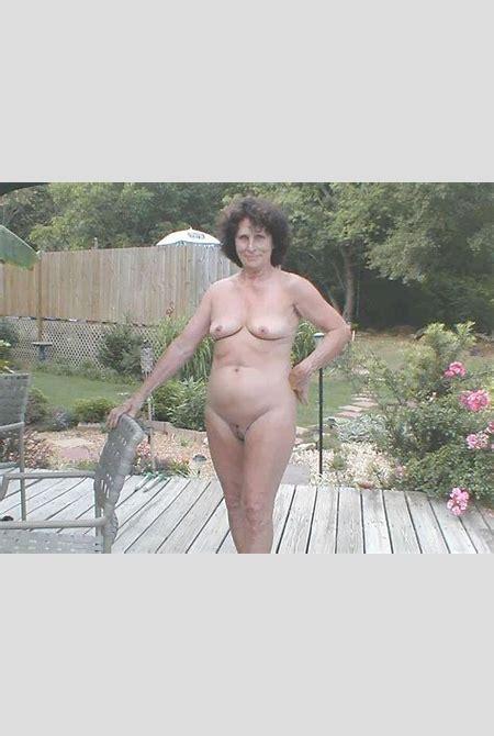 Nude Older Porn Woman image #840884