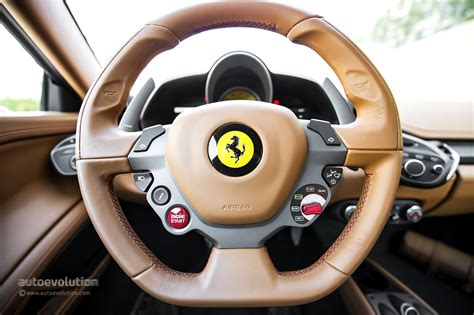 Ferrari Developing New Steering Technology for Perfect ...