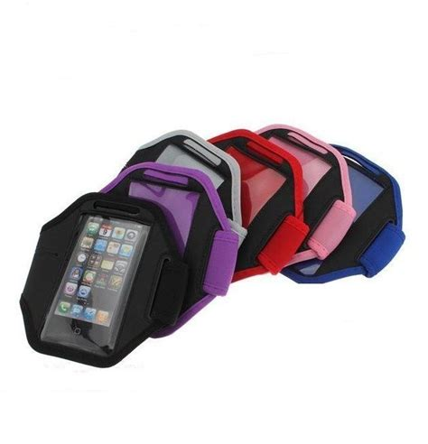 phone running sports running armband holder pouch mobile phone