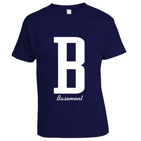 Run For Cover Records  Basement  B Shirt