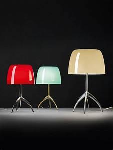 Lampe Variateur De Lumiere : lampe de table lumi re grande variateur h 45 cm cerise ~ Dailycaller-alerts.com Idées de Décoration