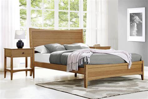 Bamboo Bedroom Set by Greenington Willow 3 Bamboo Bedroom Set Modern