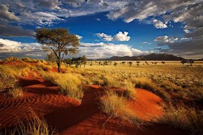 Namibia Days Landscape Africa Breathtaking Views